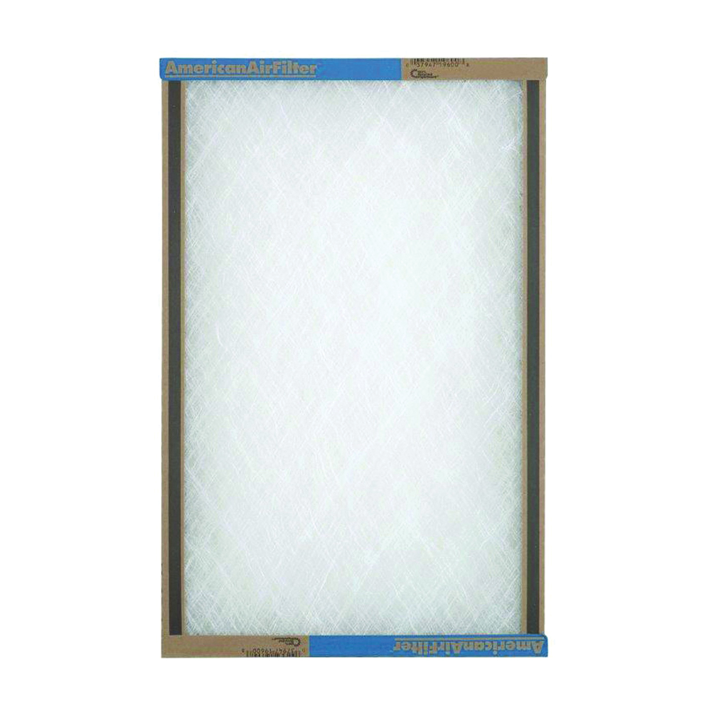 Picture of AAF 115251 Panel Filter, 25 in L, 15 in W, Chipboard Frame