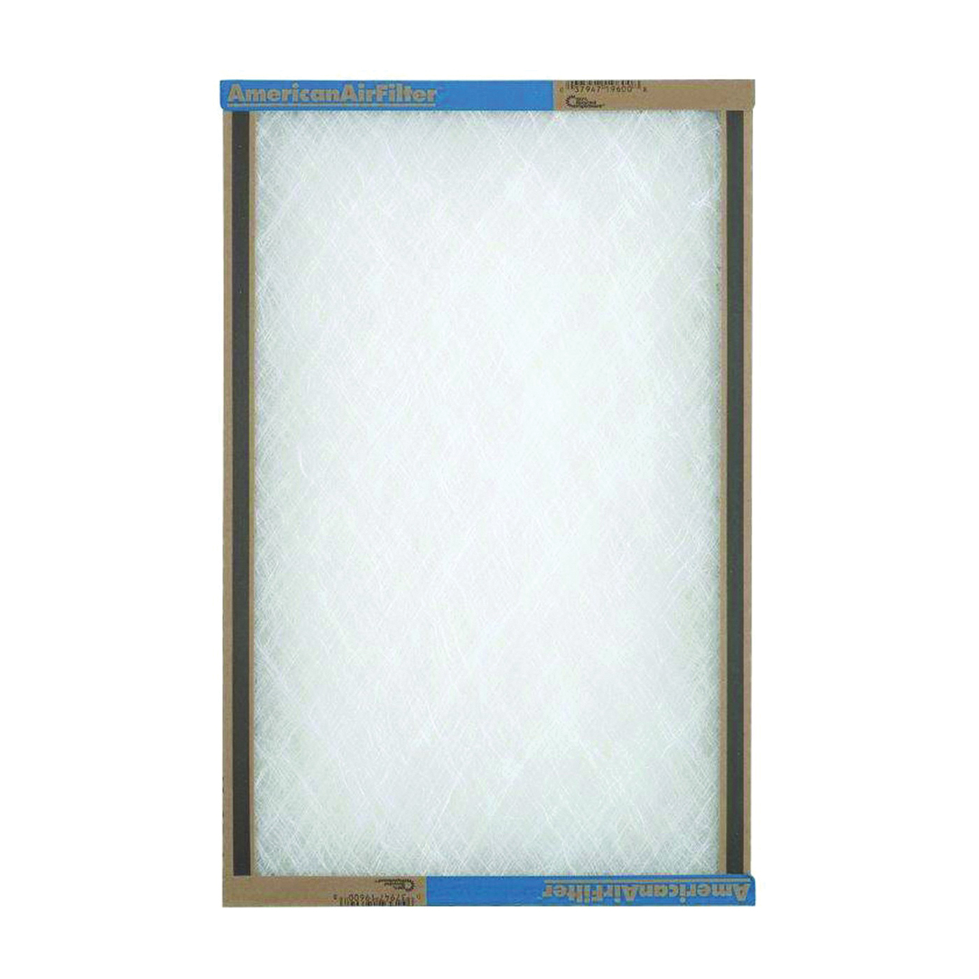 Picture of AAF 114241 Panel Filter, 24 in L, 14 in W, Chipboard Frame