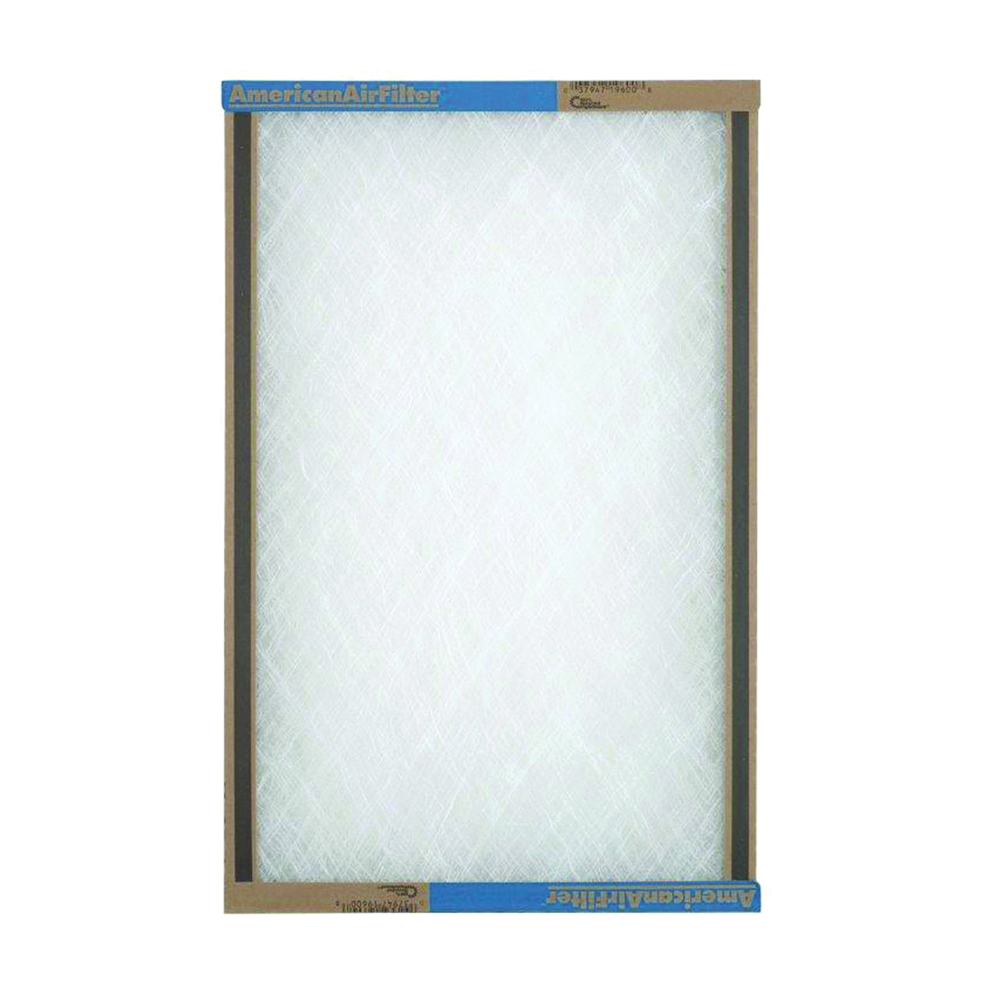 Picture of AAF 116161 Panel Filter, 16 in L, 16 in W, Chipboard Frame