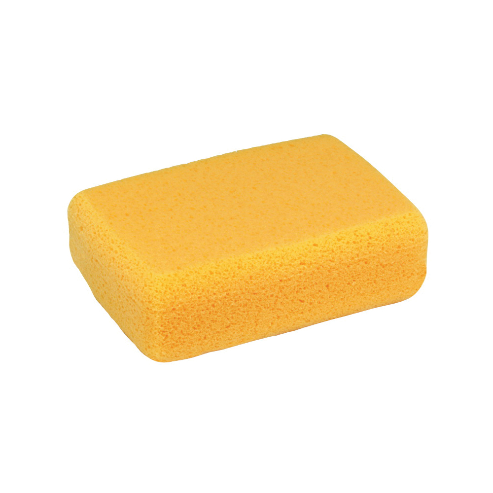 Picture of Marshalltown TGS1 Extra Large Tile Grout Sponge, 7-1/4 in L, 5-1/8 in W, 2-3/8 in Thick