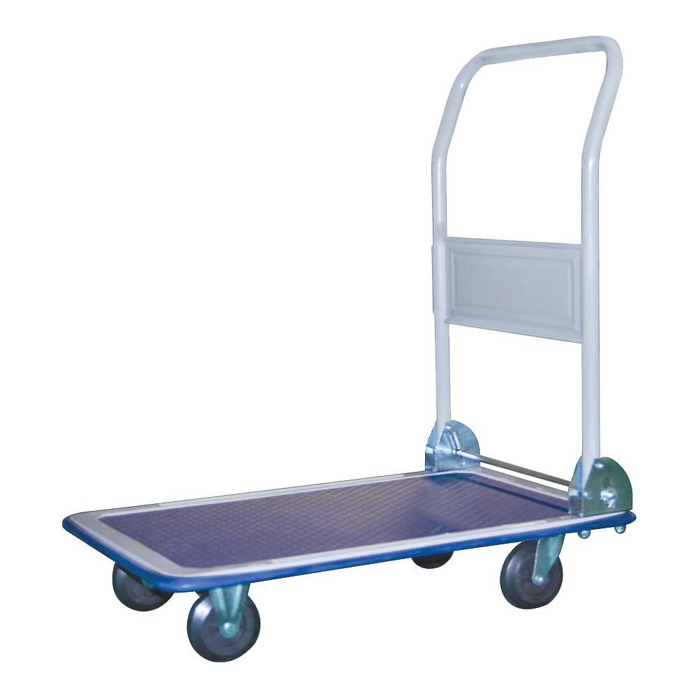 Picture of ProSource PH1501 Platform Cart, 330 lb, 28-3/4 in L Platform, 18-1/2 in W Platform, 4-Wheel, Rubber/Steel