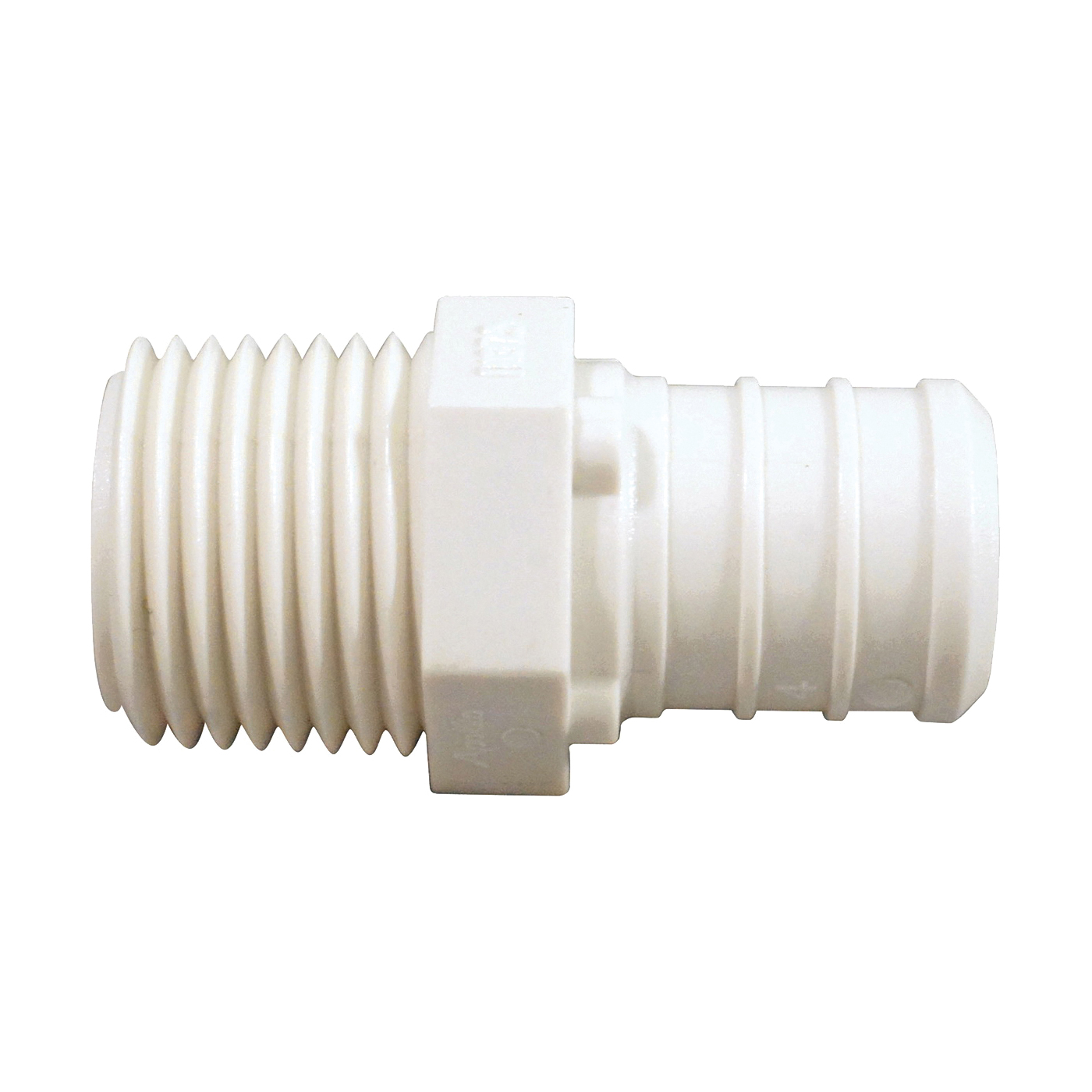 Picture of Apollo ApolloPEX PXPAM34125PK Adapter, 3/4 in Barb, 1/2 in MPT