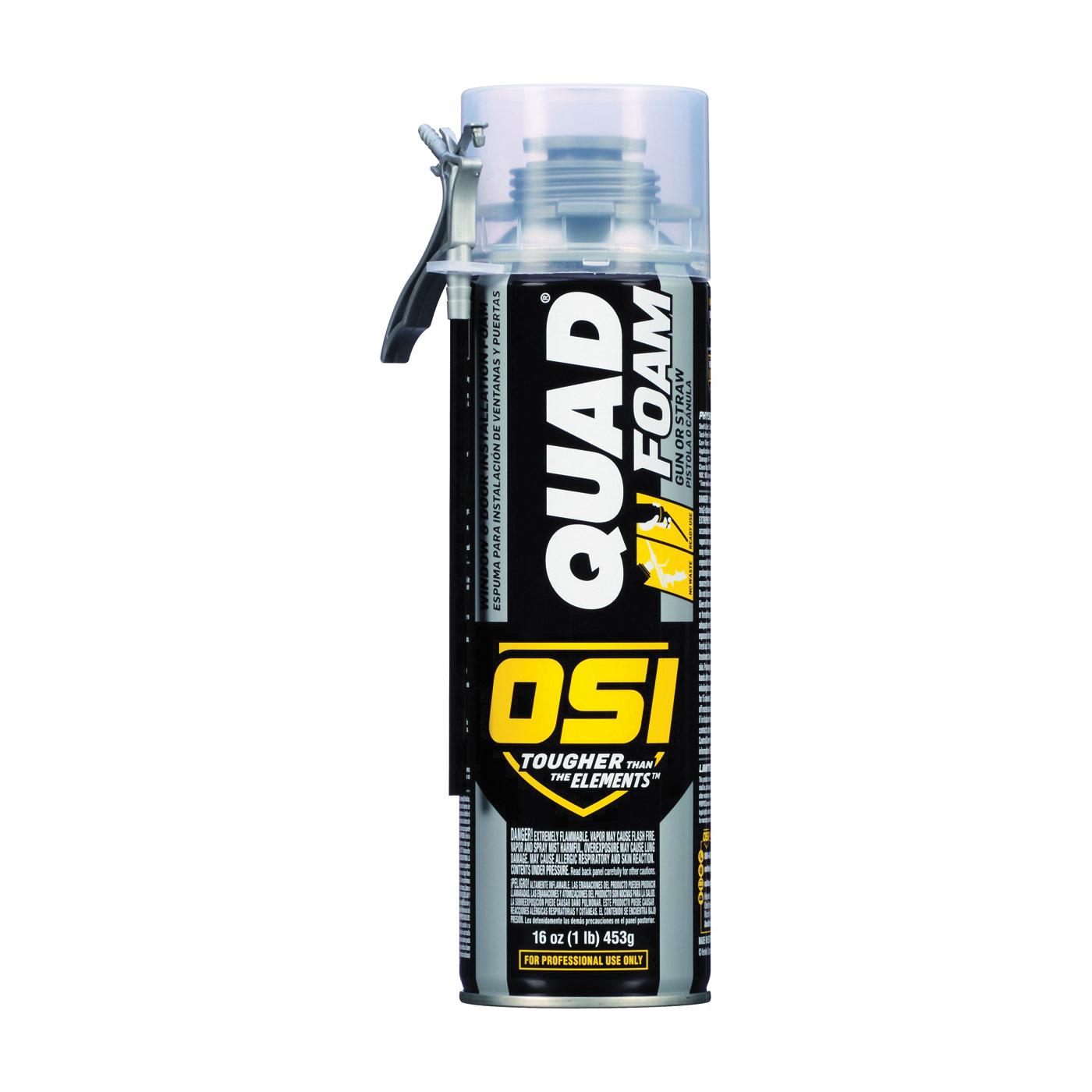 Picture of OSI Quad 1927125 Foam Sealant, Tan, 16 oz Package