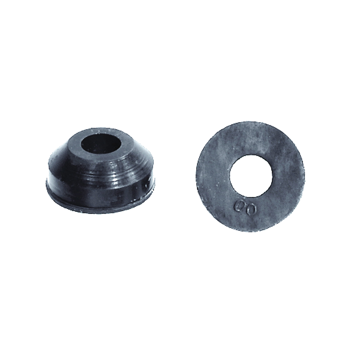 Picture of Danco 35090B Faucet Washer, #00, 1/2 in Dia, Rubber