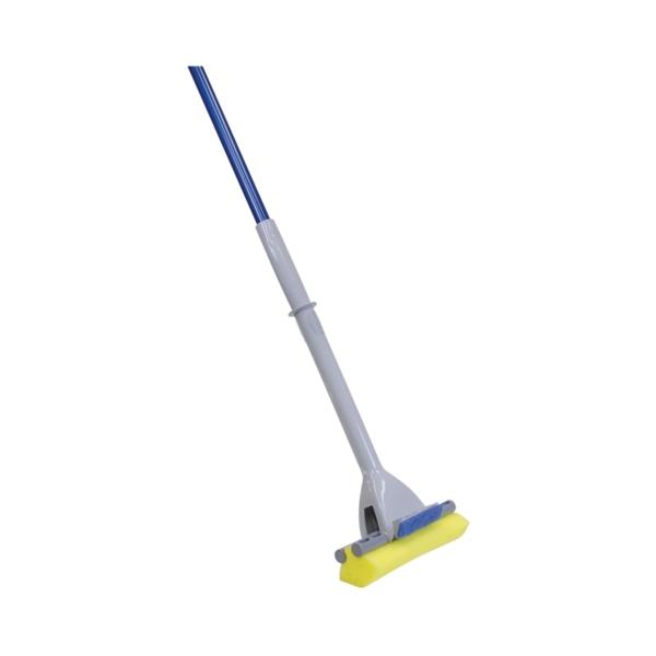 Picture of Quickie 057-4 Roller Mop, Cellulene Sponge Mop Head, Steel Handle