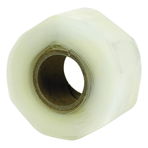 Picture of HARBOR PRODUCTS RT12012BCL Pipe Repair Tape, 12 ft L, 1 in W, Clear