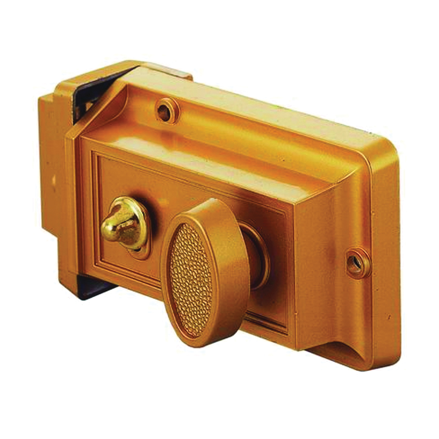 Picture of ProSource 6296453-3L Lockset, Brass, Gold