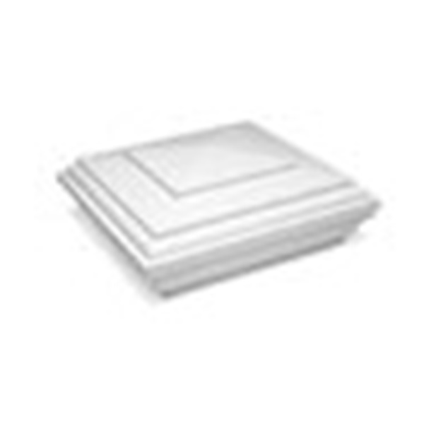 Picture of Xpanse Premier 73012500 Heritage Post Top, Vinyl, White, Gloss