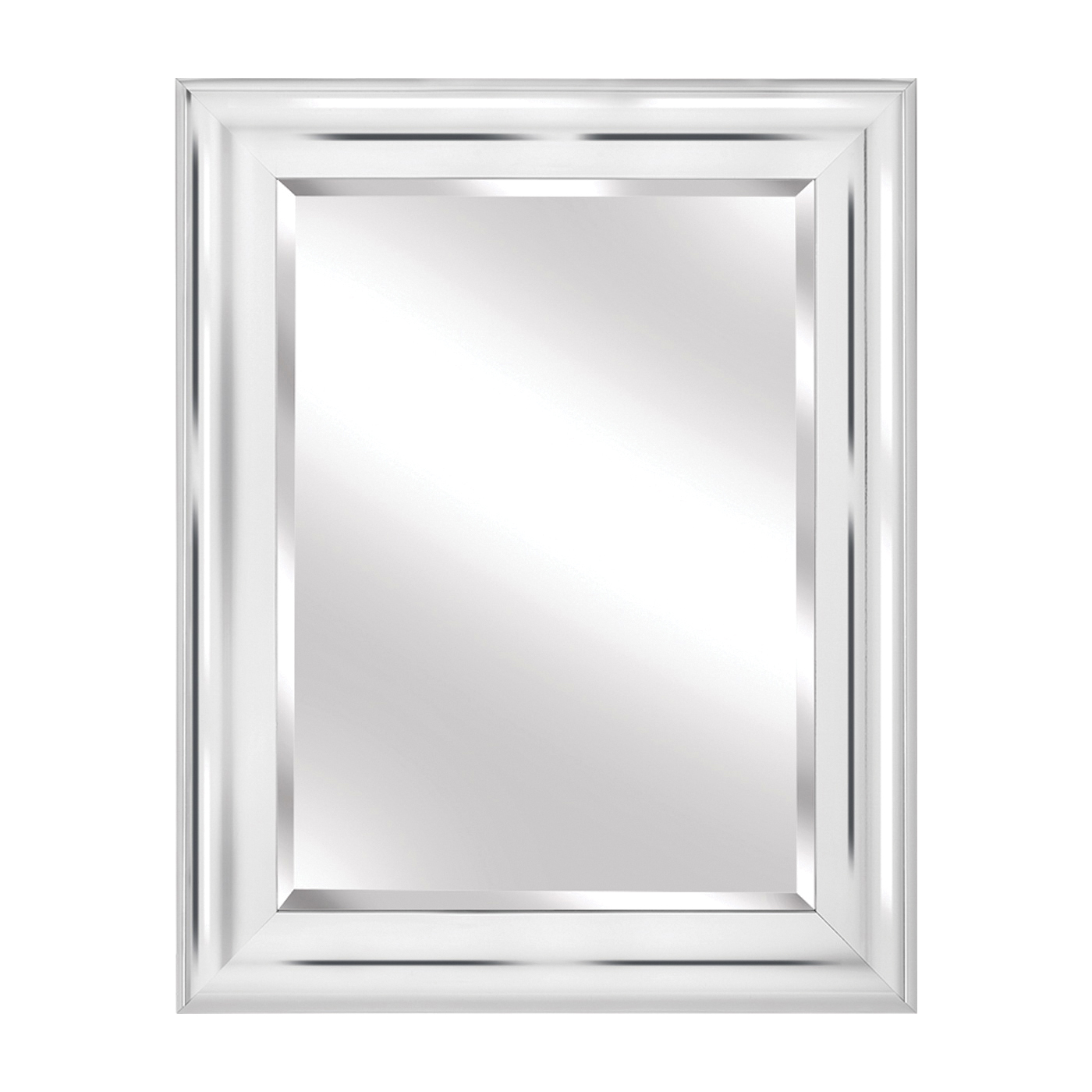 Picture of RENIN 200101 Simple Framed Mirror, 33-1/2 in W, 27-1/2 in H, Rectangular