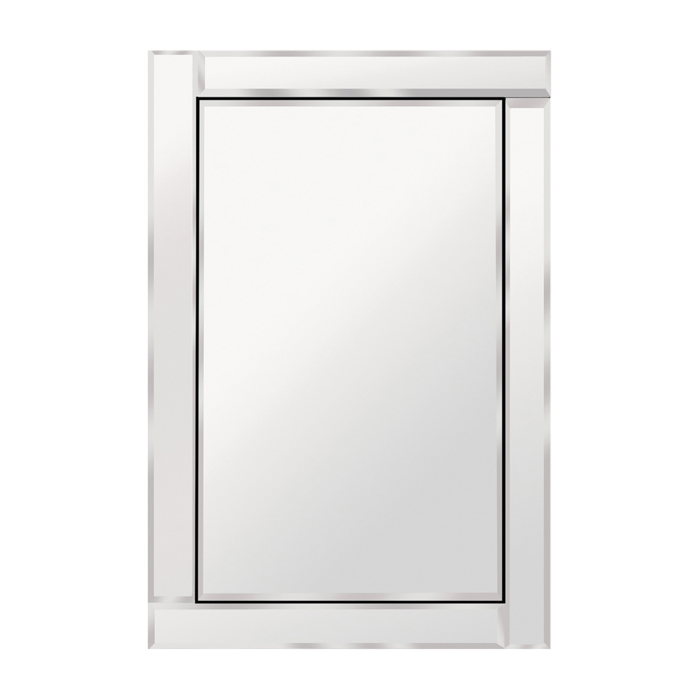 Picture of RENIN 200240 Brazing Frameless Fashion Mirror, 31 in W, 24 in H