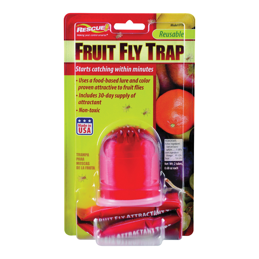 Picture of RESCUE FFTR-SF6 Fruit Fly Trap