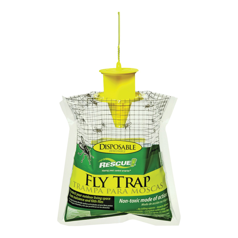 Picture of RESCUE FTD-FD48 Fly Trap, Solid, Musty