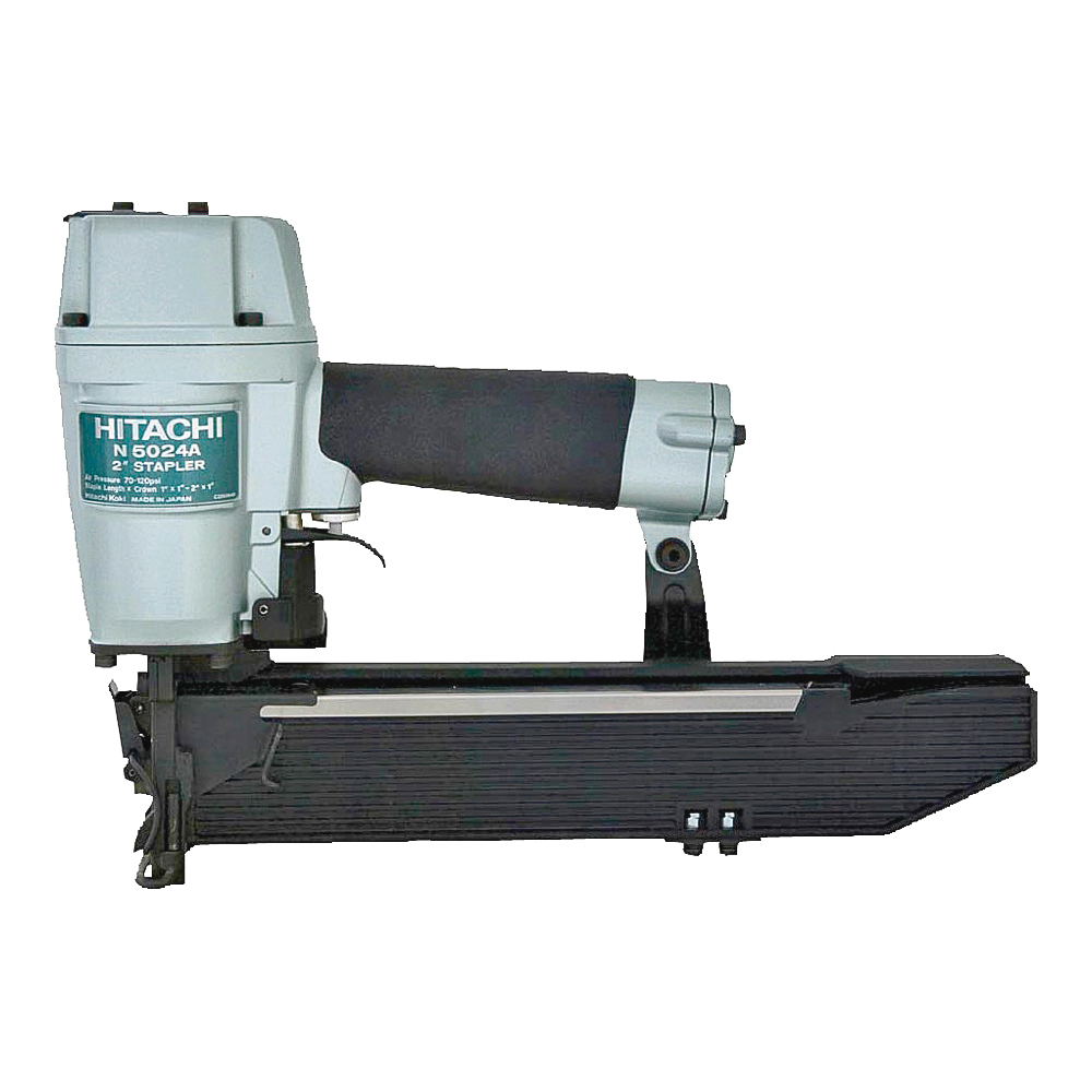 Picture of Metabo HPT N5024A2 Stapler, 1 in W Crown, 1 to 2 in L Leg, Wide Crown Staple, 150 Magazine