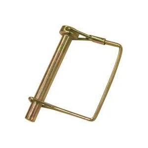 Picture of SpeeCo S070939YBU PTO Locking Pin, 5/16 in Dia Pin, 2-1/4 in OAL, Steel, Yellow Zinc Dichromate