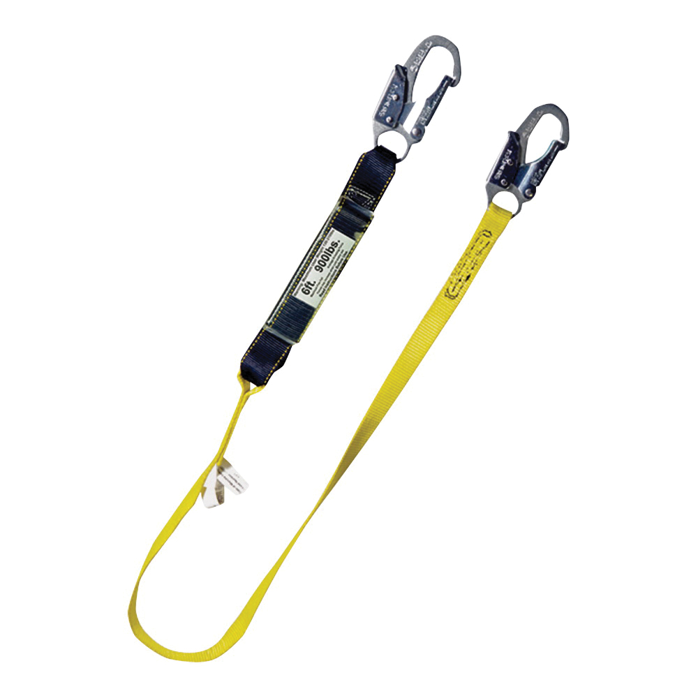 Picture of Qualcraft 01220-QC Lanyard with Snap Hooks, 6 ft L Line, Nylon Line