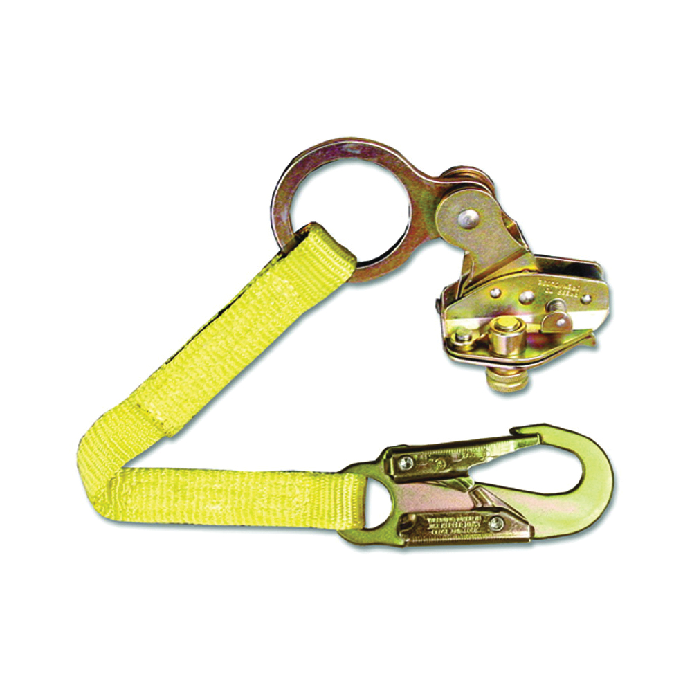 Picture of Qualcraft 01500 Rope Grab With Attached 18 in Extension Lanyard