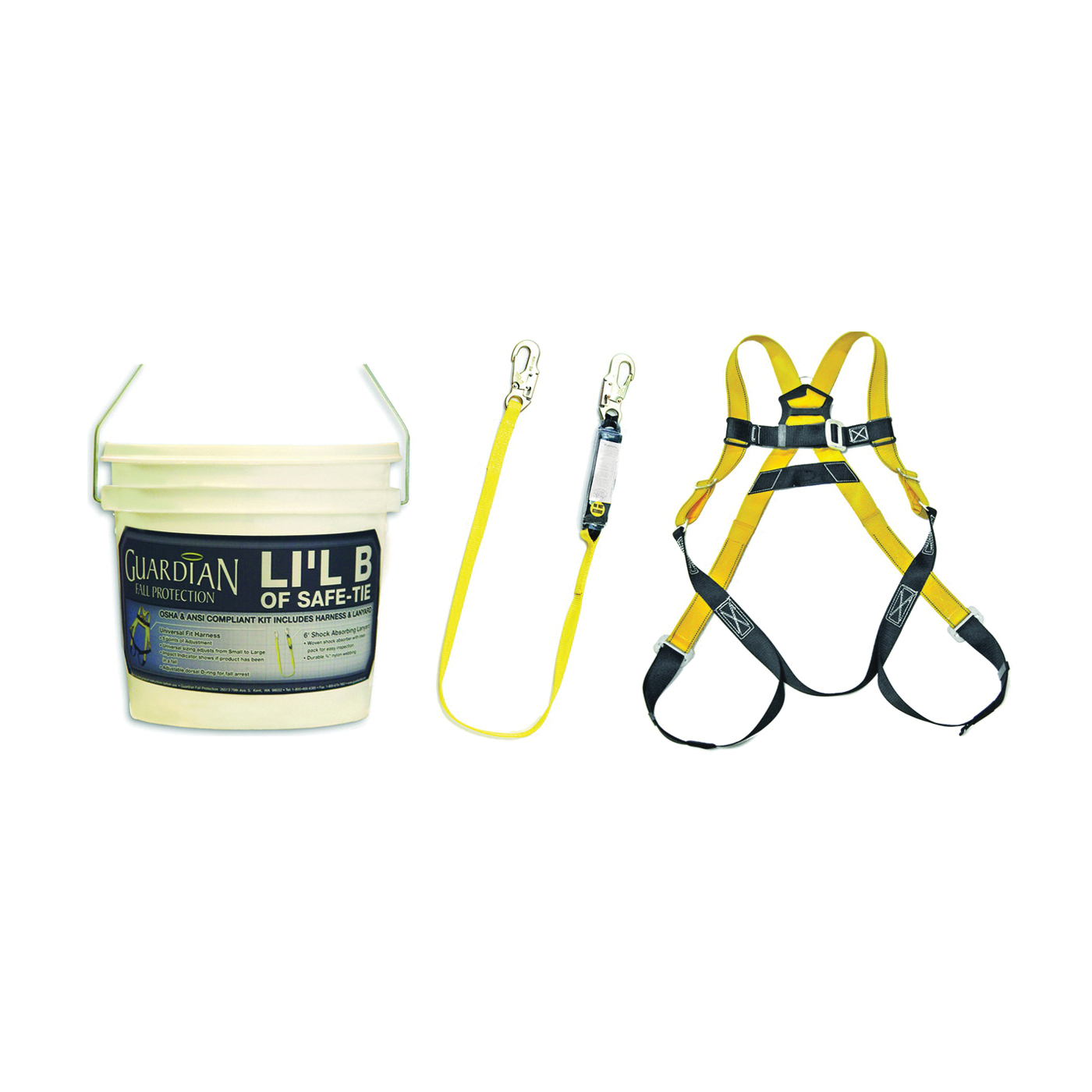 Picture of Qualcraft 00870 Roofers Bucket Kit