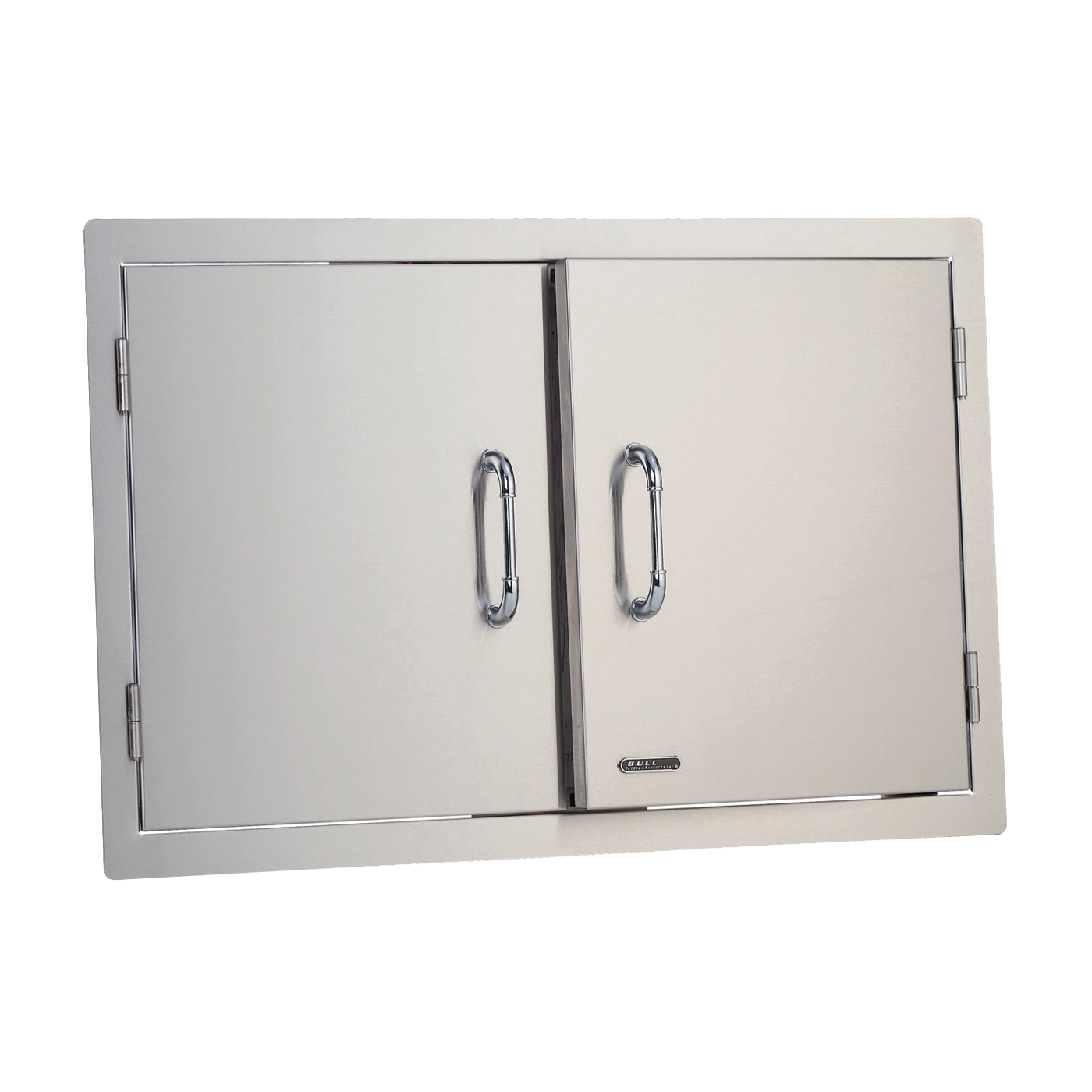 Picture of BULL 33568 Double-Walled Door, 33 in L, 22 in W, 2 in H, Stainless Steel