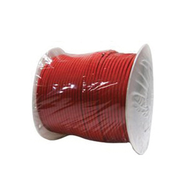 Picture of SecureLine NPC5503240R Paracord, 5/32 in Dia, 400 ft L, 110 lb Working Load, Nylon, Red