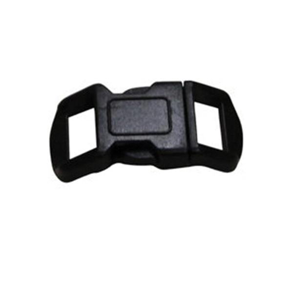 Picture of SecureLine PCBBL Paracord Bracelet Buckle, Plastic, Black