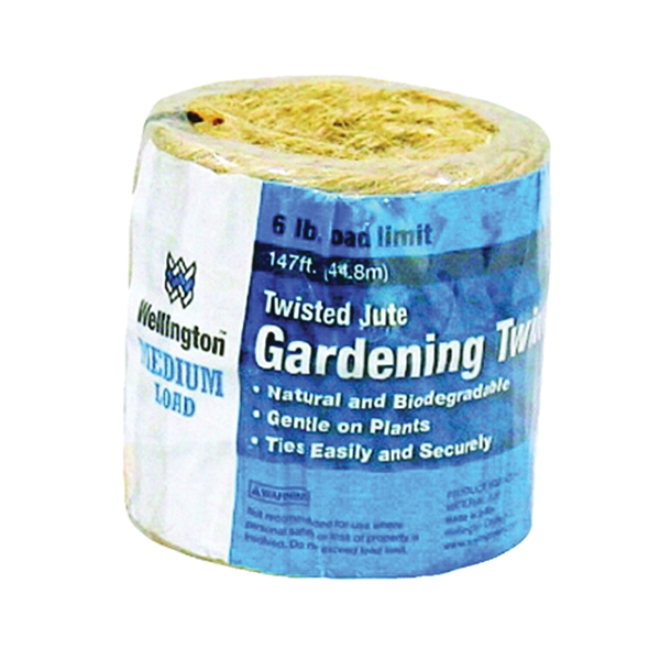 Picture of Wellington M3004Z0147 Twine, 147 ft L, 6 lb Working Load, Sisal, Natural