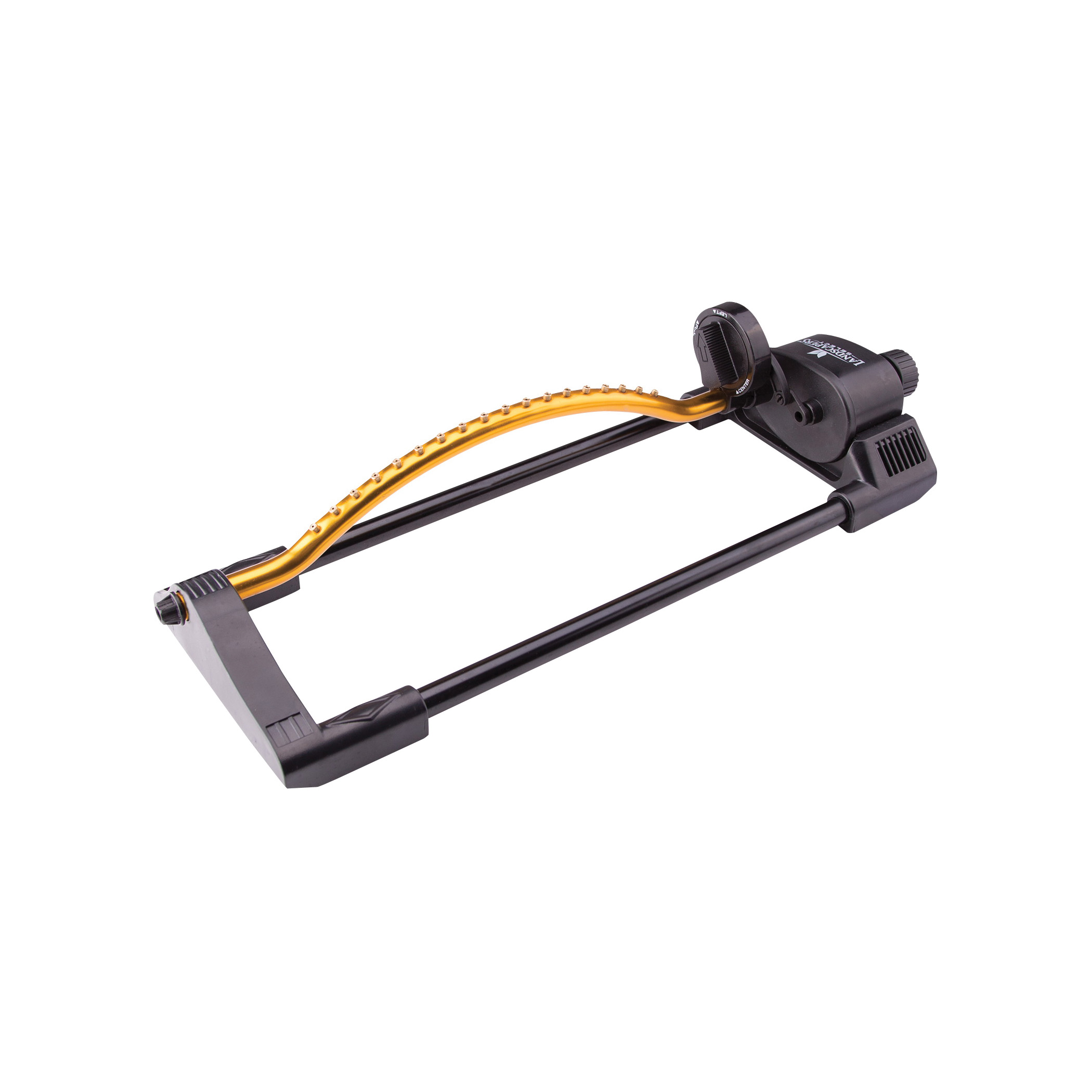 Picture of Landscapers Select GO123-1 Lawn Sprinkler, Female, Rectangle, Plastic