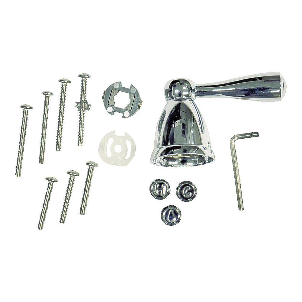 Picture of Danco 10423 Faucet Handle, Zinc, Chrome