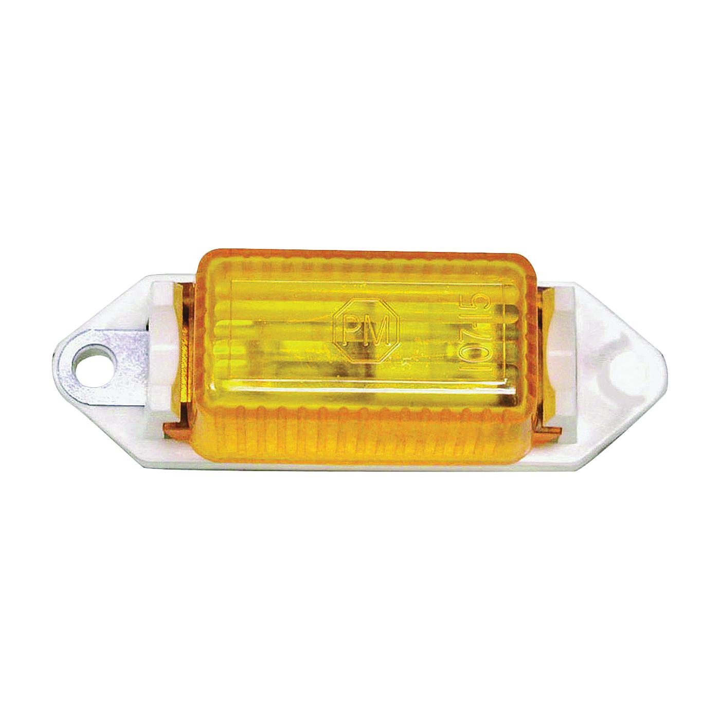 Picture of PM V107WA Marker Light, 24 V, Incandescent Lamp, Amber Lamp