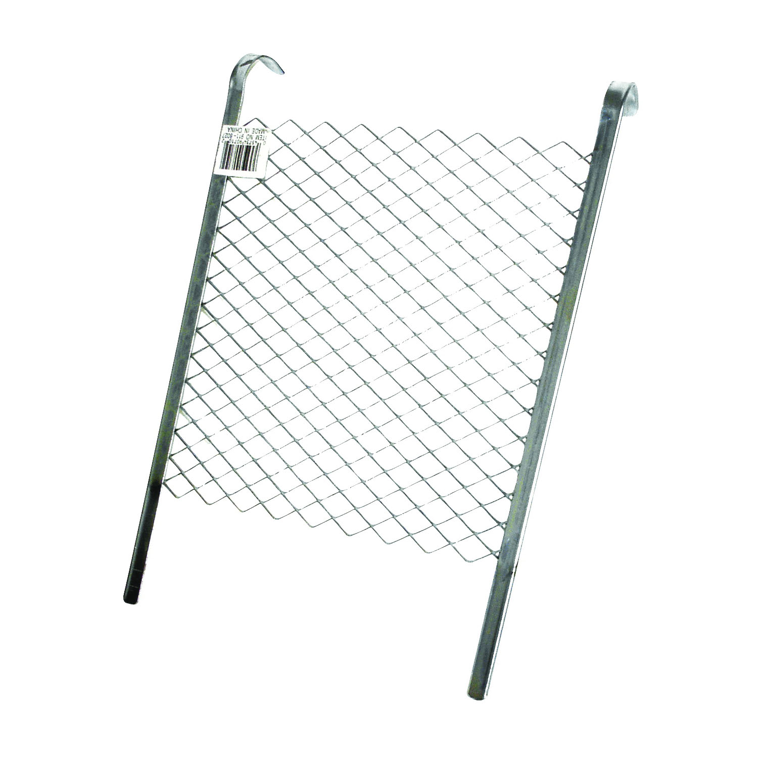 Picture of ProSource CW921 Paint Bucket Grid, 13 in L, 10 in W, Galvanized