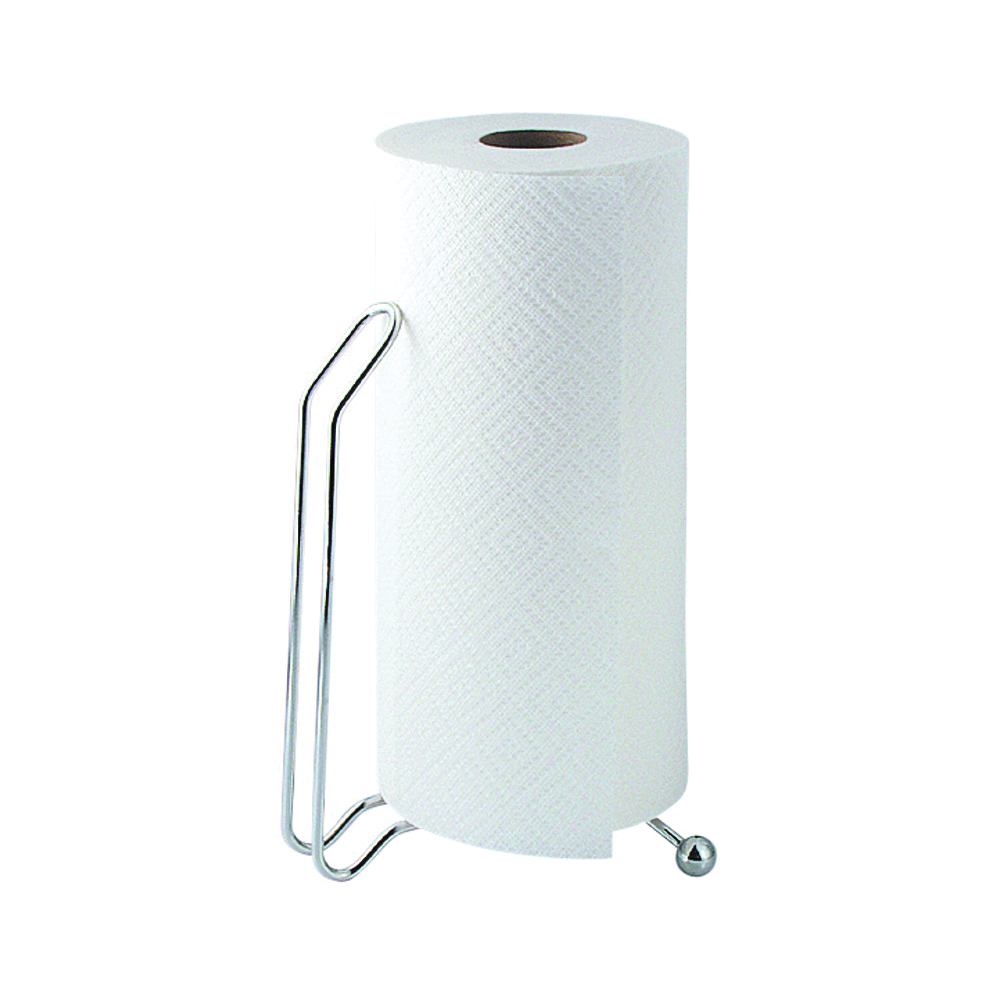 Picture of iDESIGN ARIA Series 35402 Paper Towel Holder Stand, Chrome
