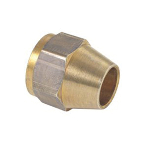Picture of BrassCraft F0-6 Tube Nut, 3/8 in, Brass