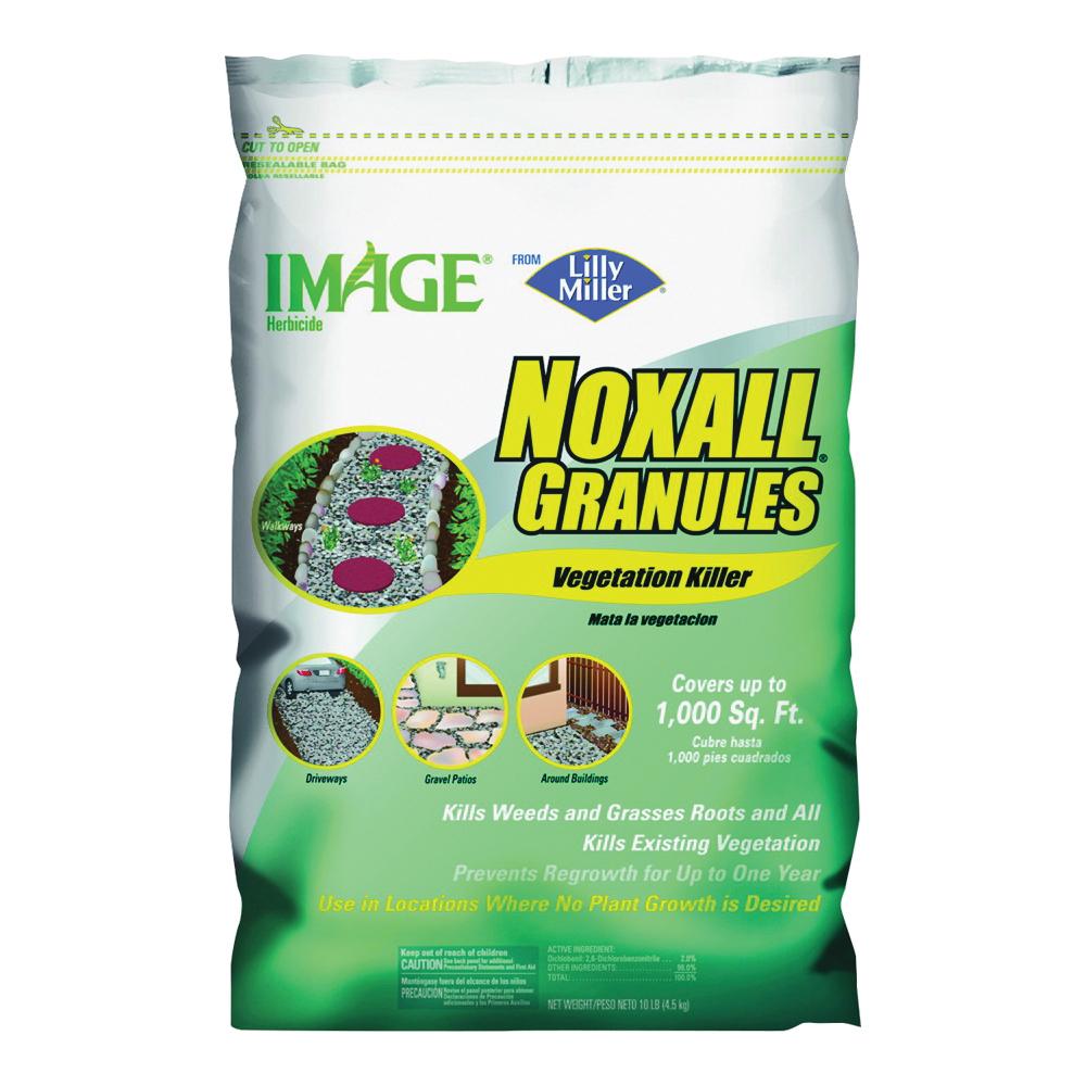 Picture of Image 100502581 Noxall Vegetation Killer, Granular, Brown/White, 10 lb Package, Bag