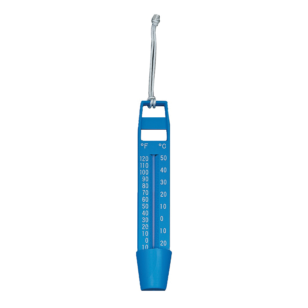 Picture of JED POOL TOOLS 20-208 Pool Thermometer with Water Pocket, -10 to 120 deg F