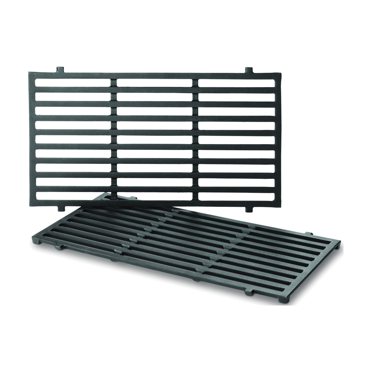 Picture of Weber 7637 Cooking Grate, 17-1/2 in L, 10-1/2 in W, Cast Iron, Enamel-Coated