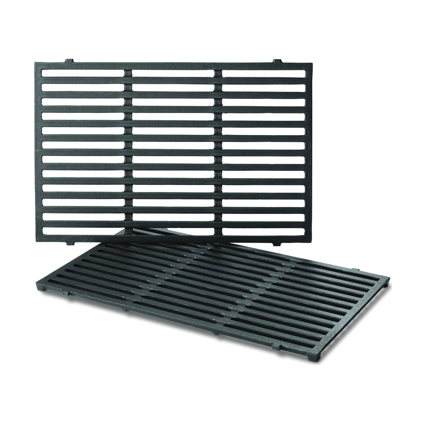 Picture of Weber 7638 Cooking Grate, 17-1/2 in L, 11-29/32 in W, Cast Iron, Enamel-Coated