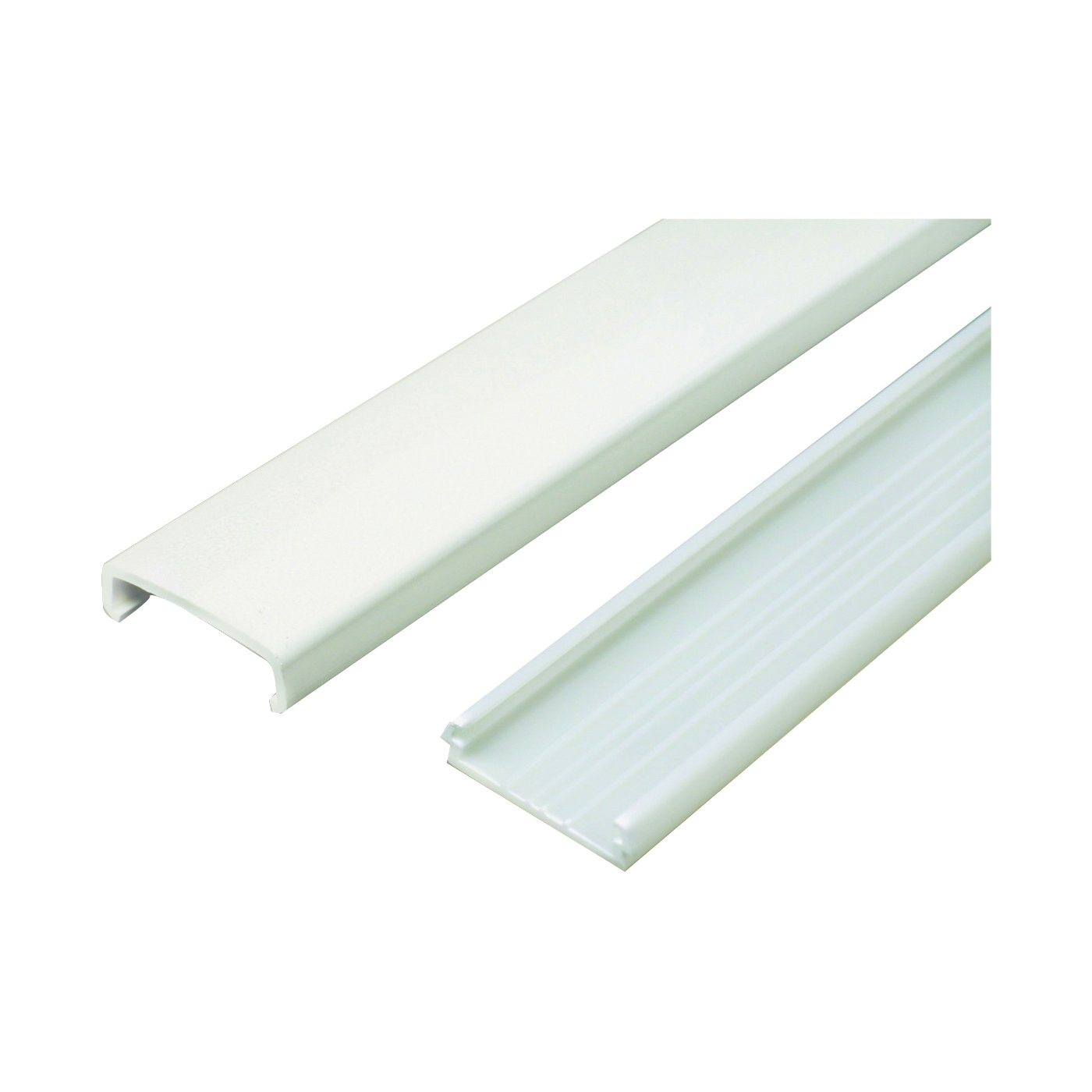 Picture of Legrand Wiremold NMW Series NM1 Raceway Wire Channel, 60 in L, 1-5/16 in W, 1-Channel, Plastic, Ivory