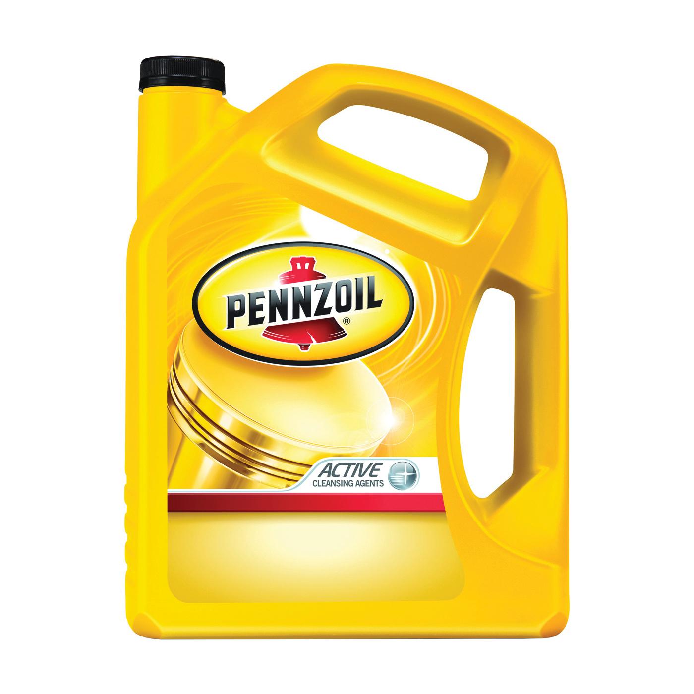 Picture of Pennzoil 550045210 Motor Oil, 5W-20, 5 qt Package, Bottle