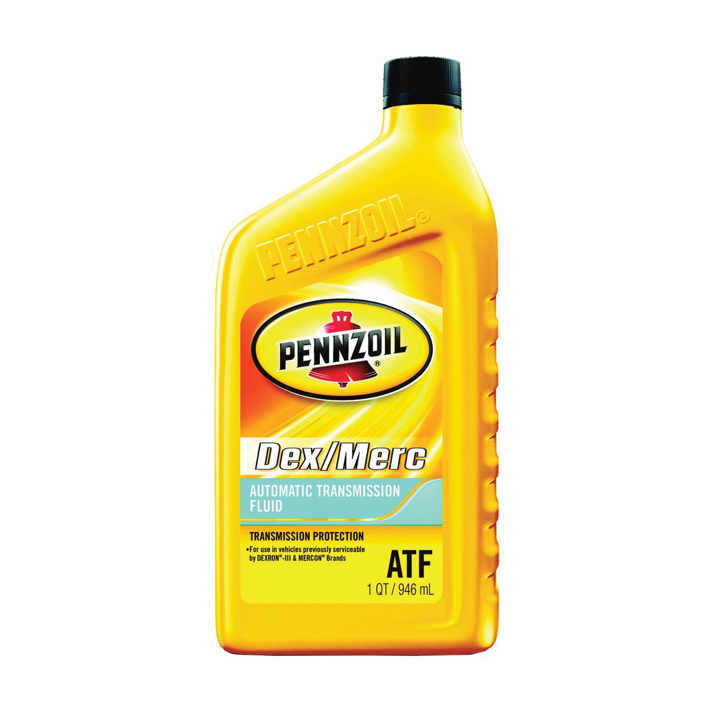 Picture of Pennzoil 550042065 Transmission Fluid, 1 qt, Bottle