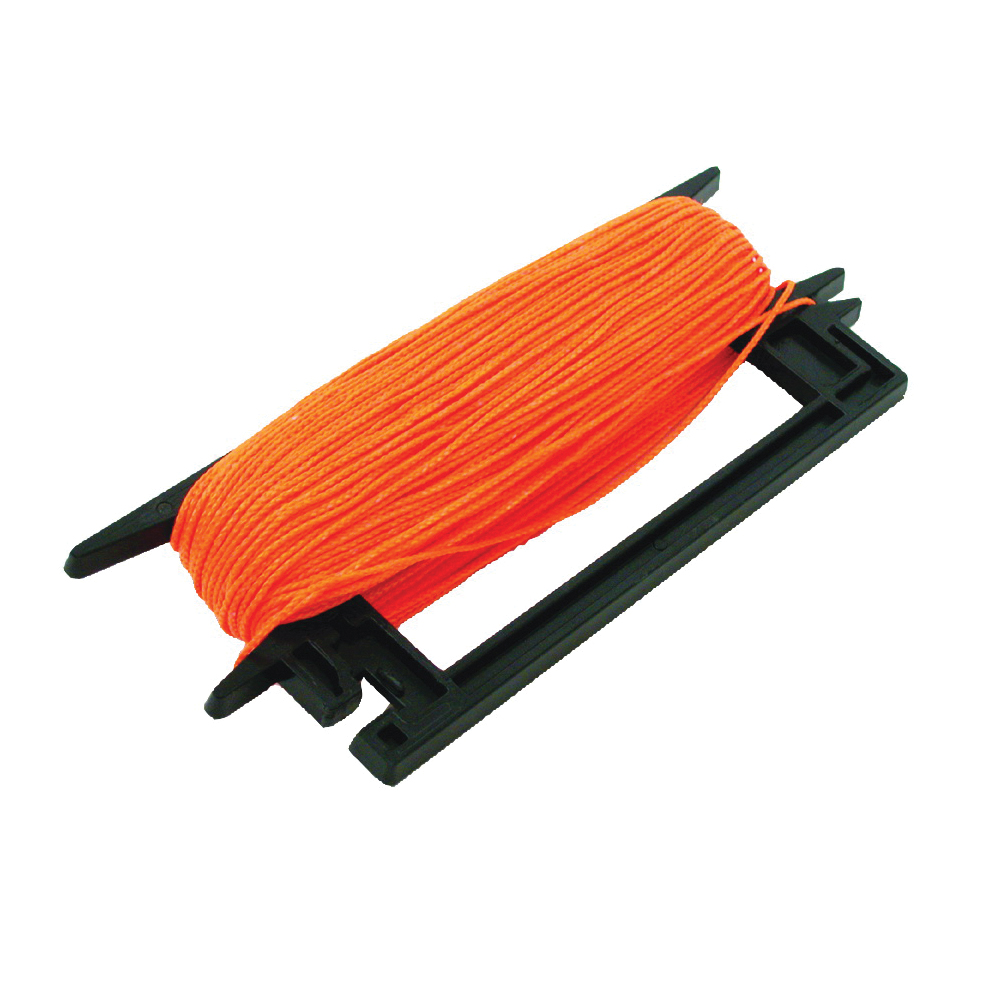 Picture of Marshalltown 921 Mason Line Winder, 250 ft L Line, Fluorescent Orange Line