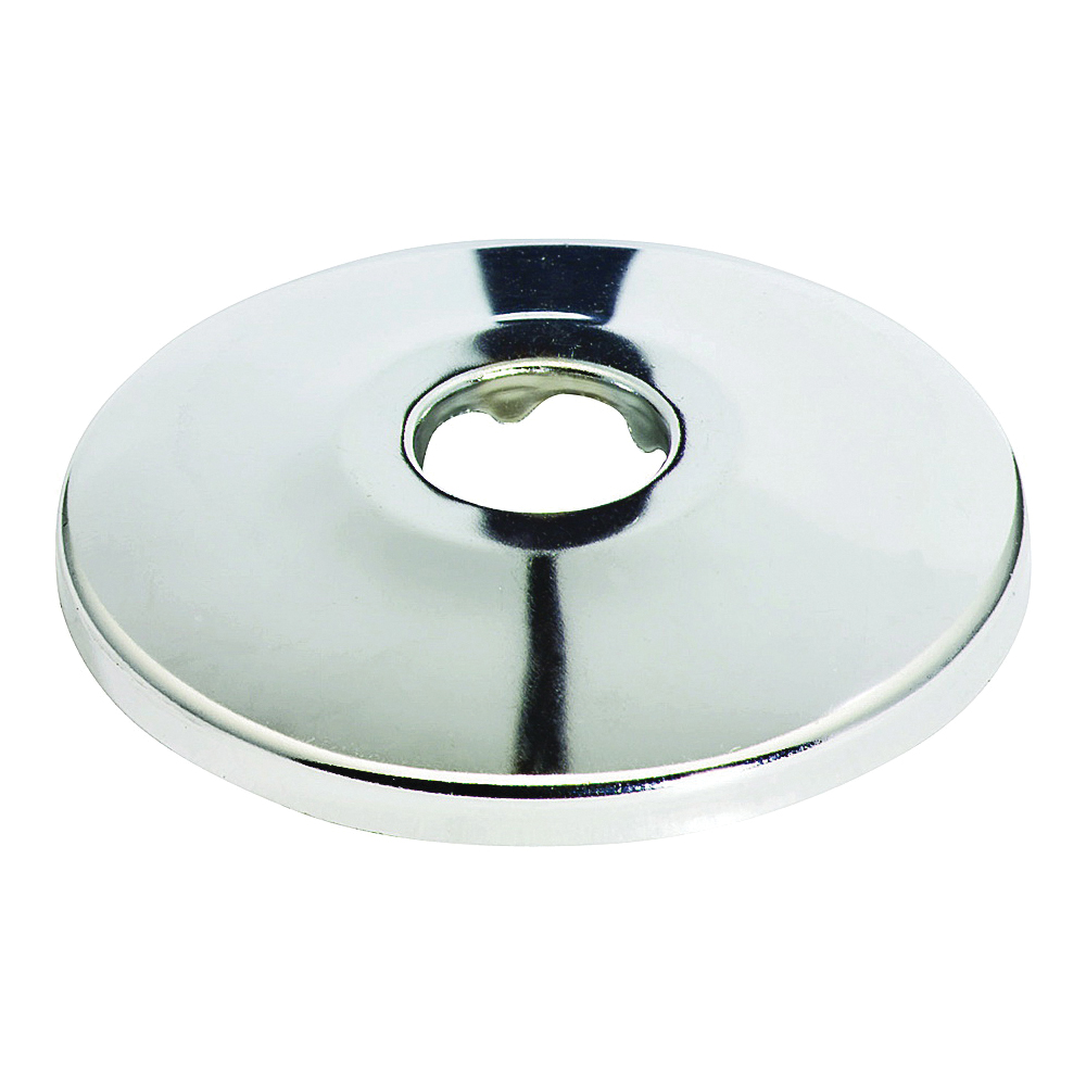 Picture of Plumb Pak PP802-88 Bath Flange, 3-1/2 in W, Chrome