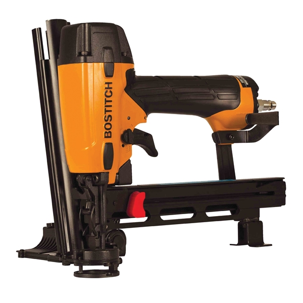 Picture of Bostitch ROOFKIT2 Coil Roofing Nailer and Cap Stapler Kit, Battery Included: No