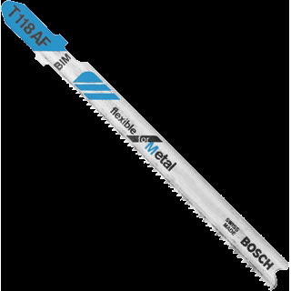 Picture of Bosch T118AF Jig Saw Blade, 3-5/8 in L, 17 to 24 TPI
