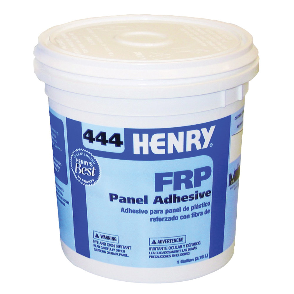 Picture of HENRY 12116 Panel Adhesive, Off-White, 1 gal Package, Container