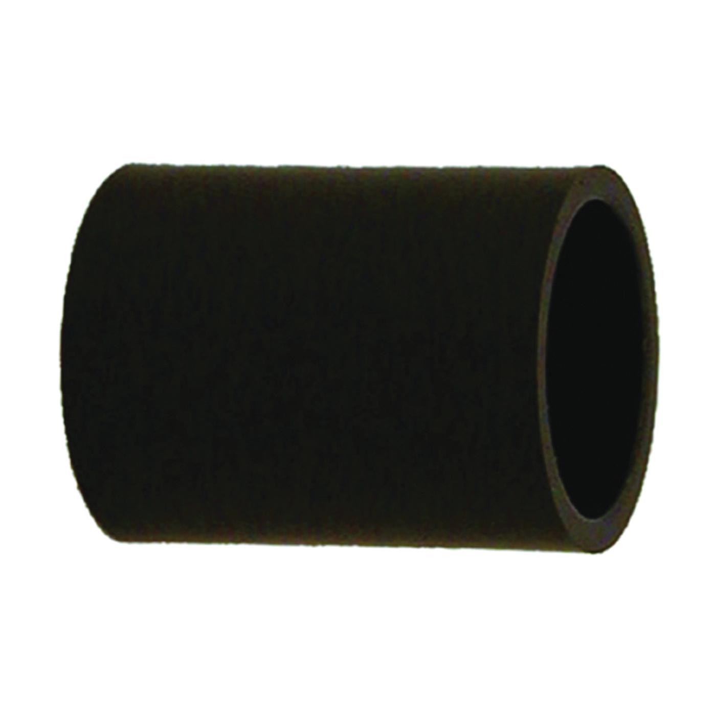 Picture of GENOVA 300 Series 301108 Pipe Coupler, 1 in, Slip Joint, Gray, SCH 80 Schedule, 630 psi Pressure