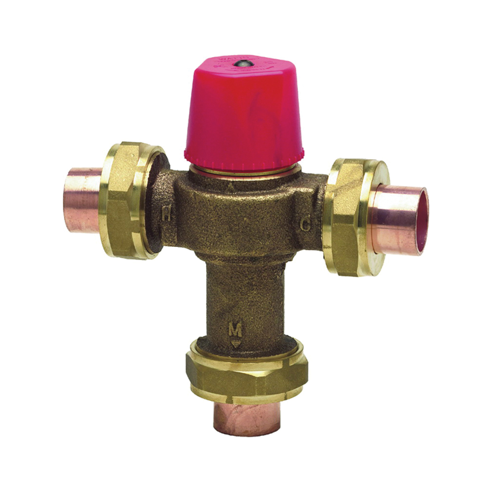 Picture of Watts 3/4 LF1170M2-UT Temperature Control Valve, Copper Silicon Alloy, For: Water Heating Equipment