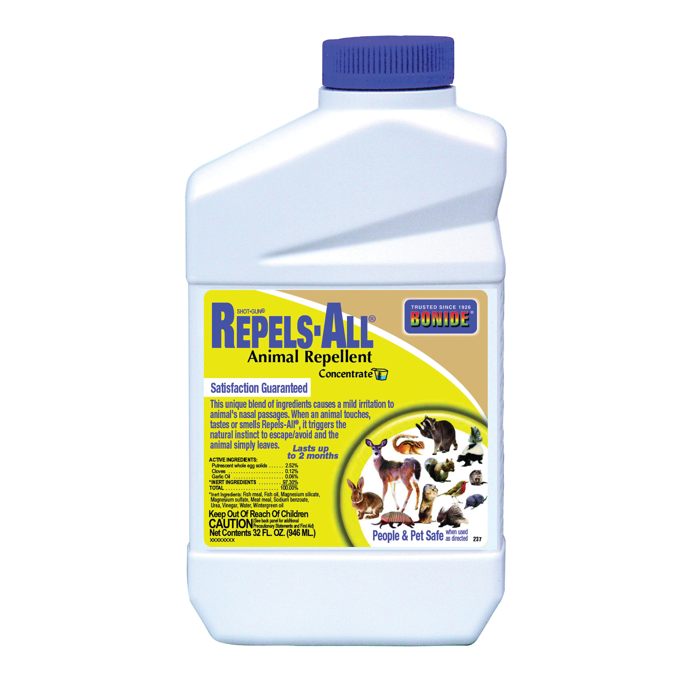 Picture of Bonide 237 Animal Repellent Bottle, Concentrate