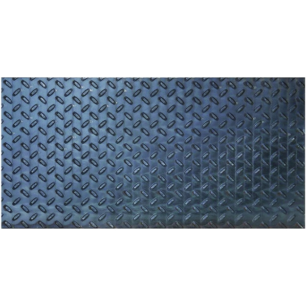 Picture of Stanley Hardware 4079BC Series 346999 Tread Plate Sheet, 18 Thick Material, 24 in W, 12 in L, Steel, Plain