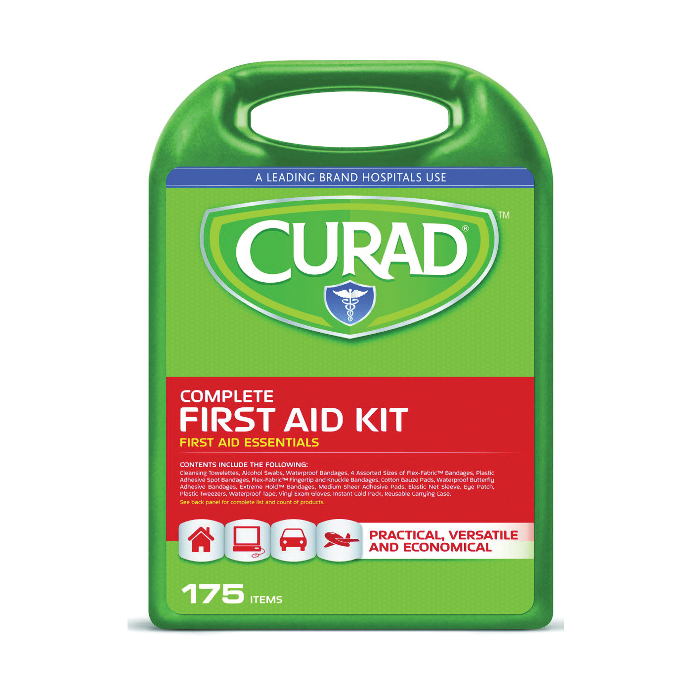 Picture of CURAD CURFAK300RB Complete First Aid Kit