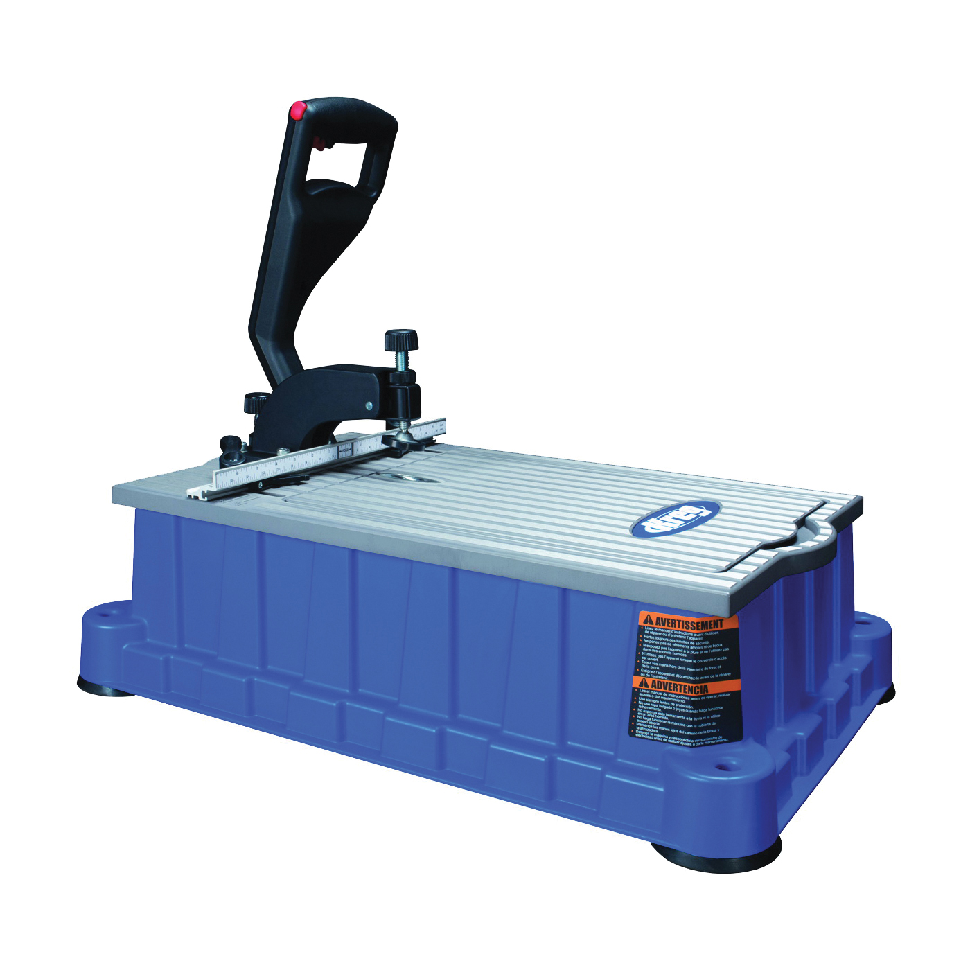 Picture of Kreg DB210 Pocket-Hole Machine, 1/2 to 1-1/2 in Thick Clamping, Aluminum Tabletop