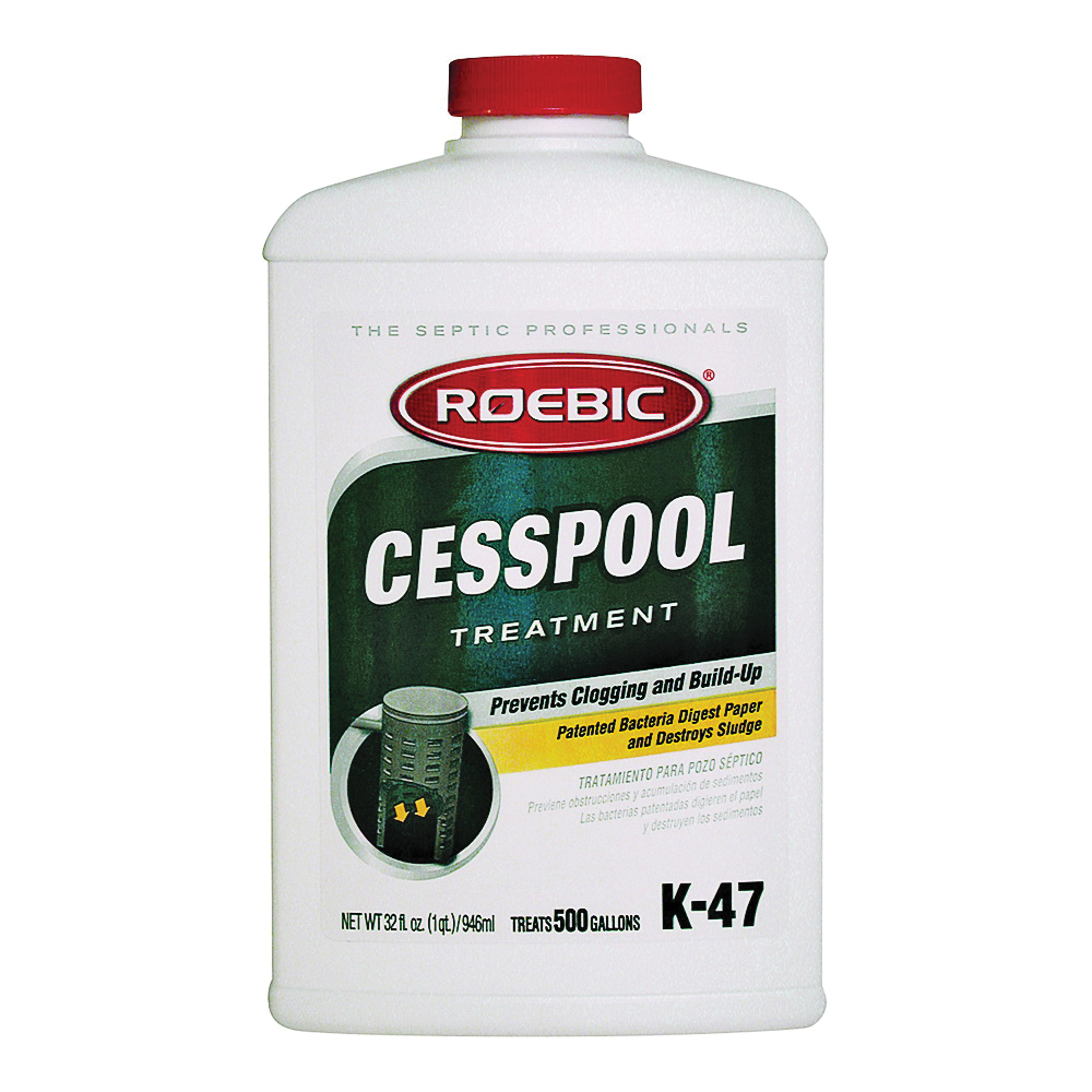 Picture of ROEBIC K-47 Cesspool Bacteria Treatment
